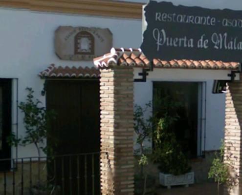 restaurante asador puerta de málaga